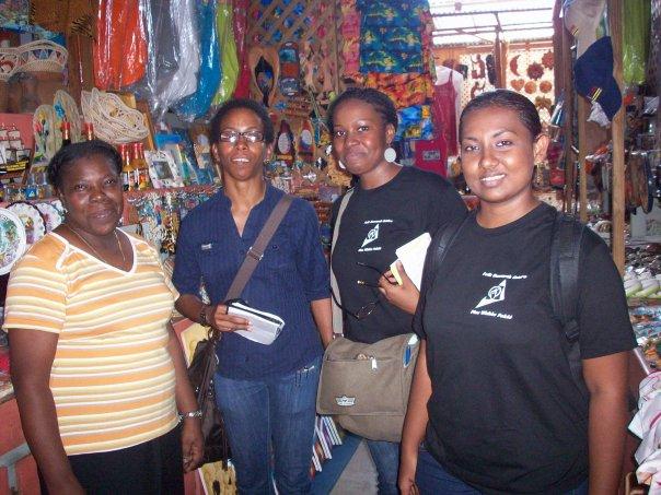 Linguistics in St Lucia